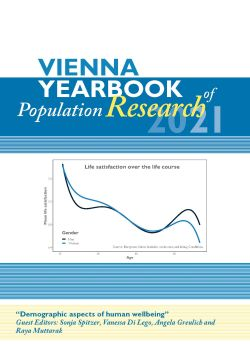 Vienna Yearbook of Population Research 2021